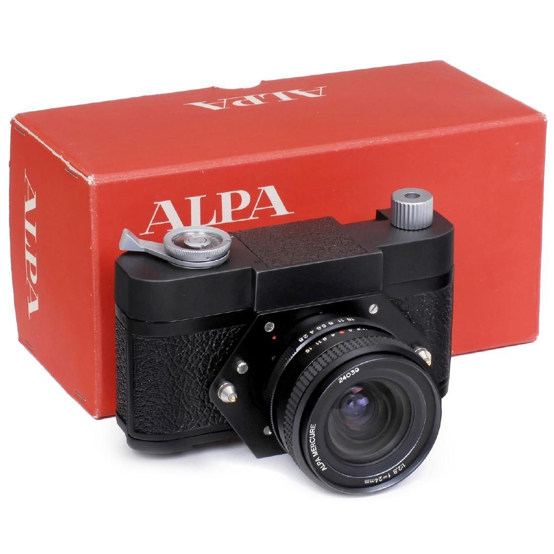 Alpa 11m Mercure, 1974