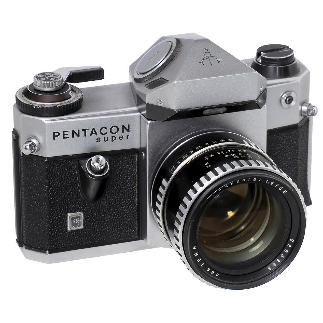 Pentacon Super, 1968