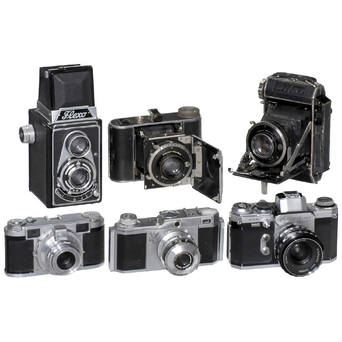 6 Cameras from Germany