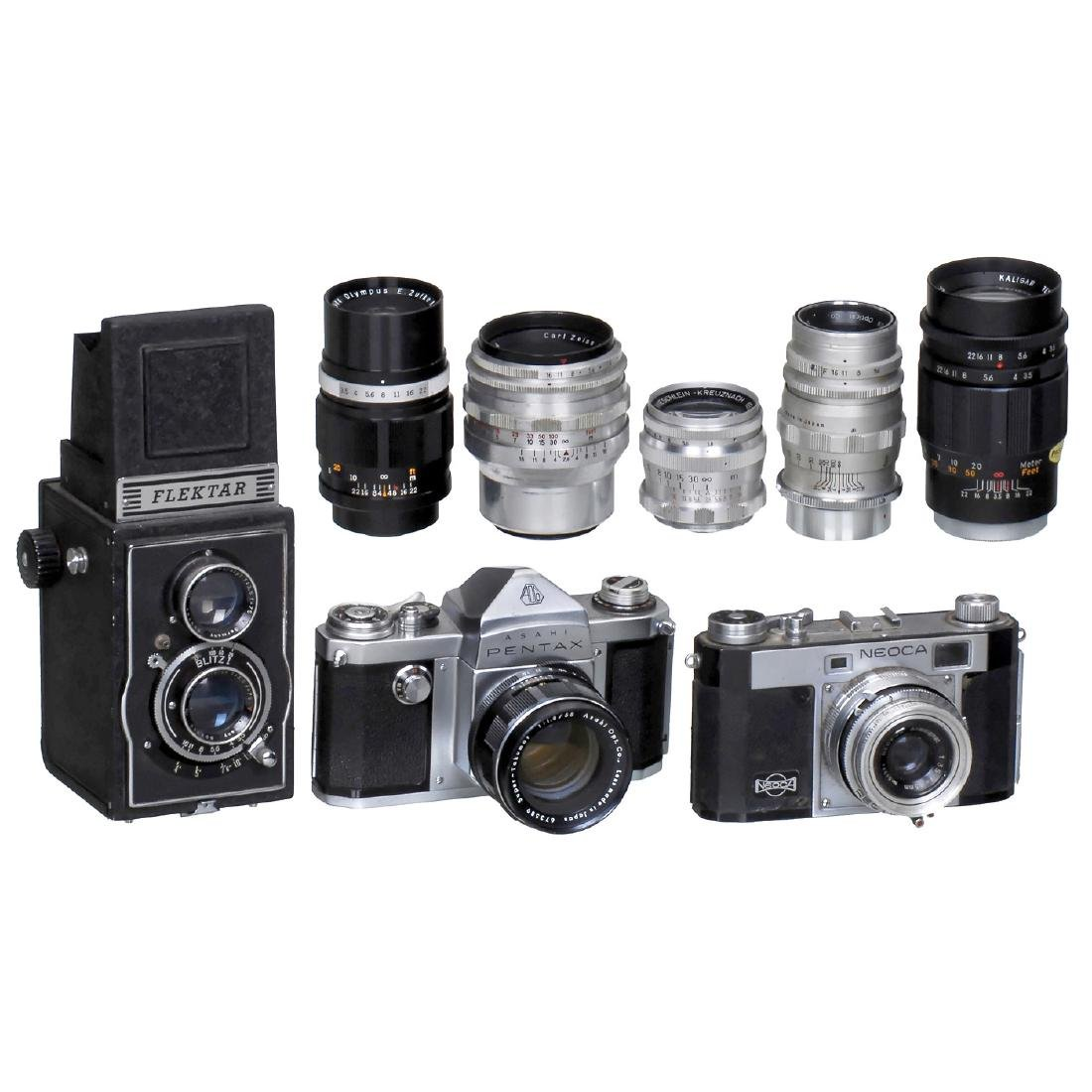 Cameras and Lenses