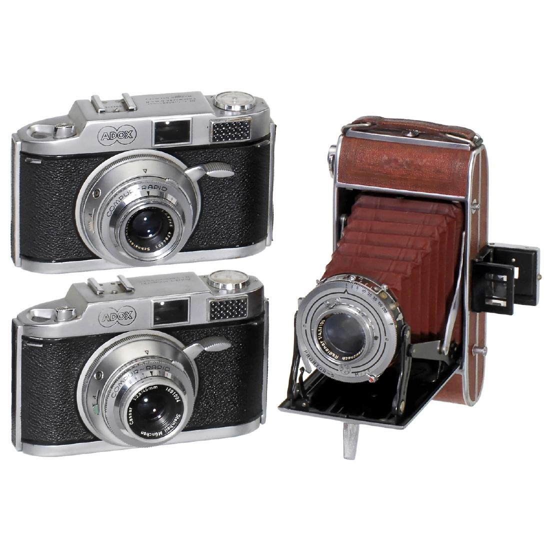 2 x Adox 300 and Sport III (Luxury Version)