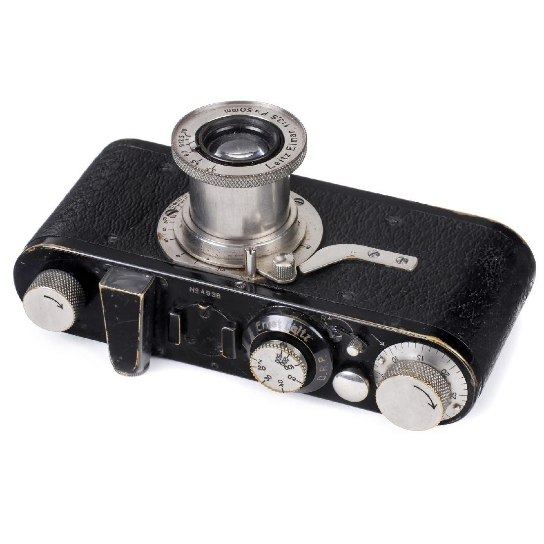 """Leica I (A) """"Close Focus"""", No. 4938, 1926"""