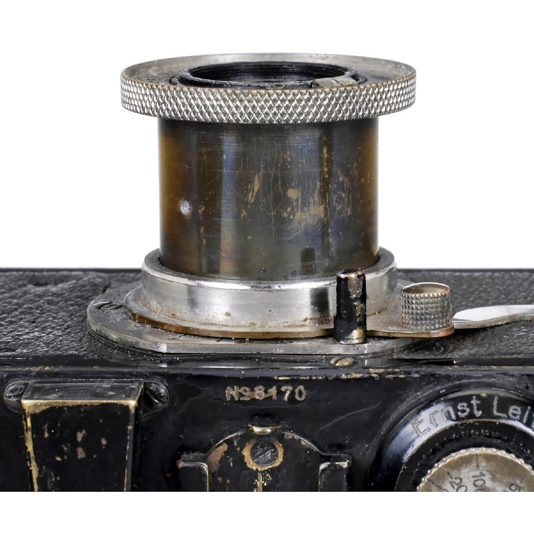 Leica I (A) with Elmar 3,5 (Near-Focus Version), 1928 - 3