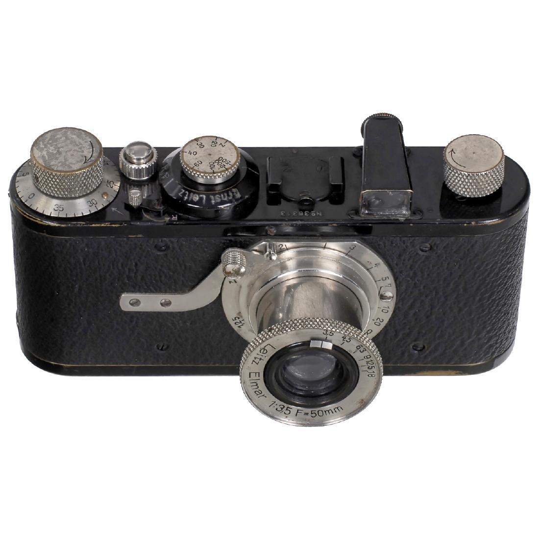 Leica I (A) with Elmar, 1930