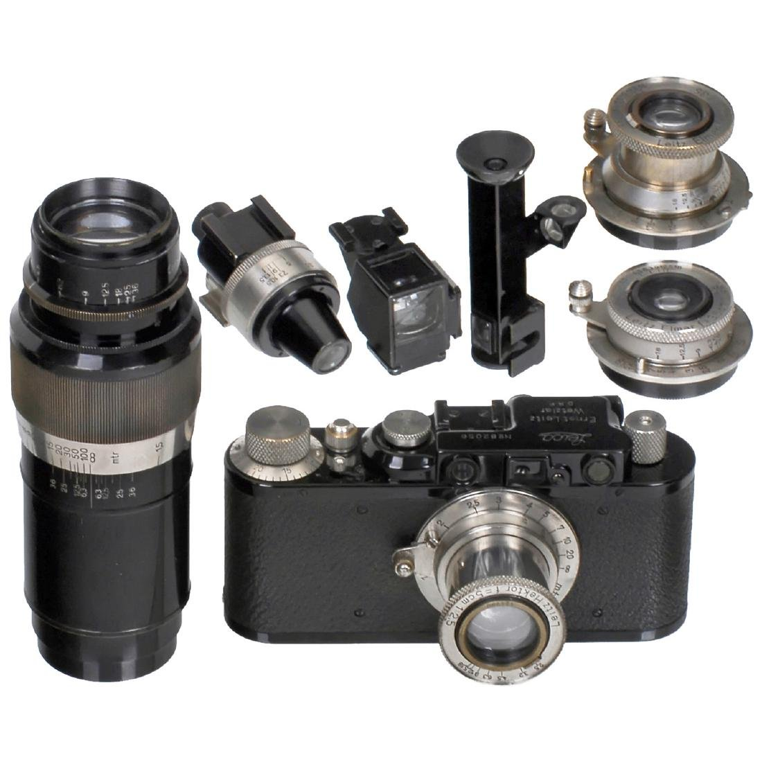 Leica II (D) Outfit, 1932