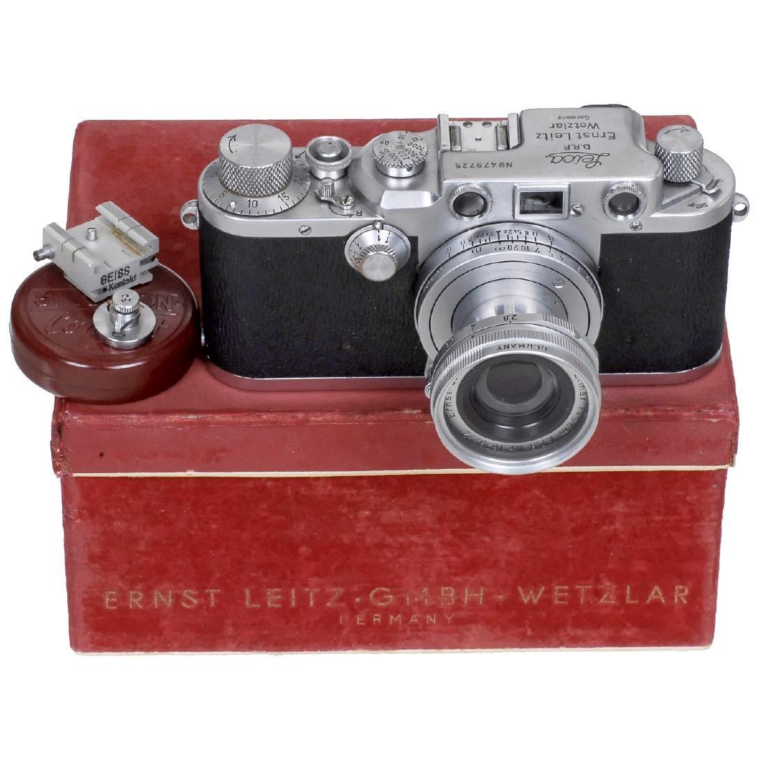 Leica IIIc, 1949