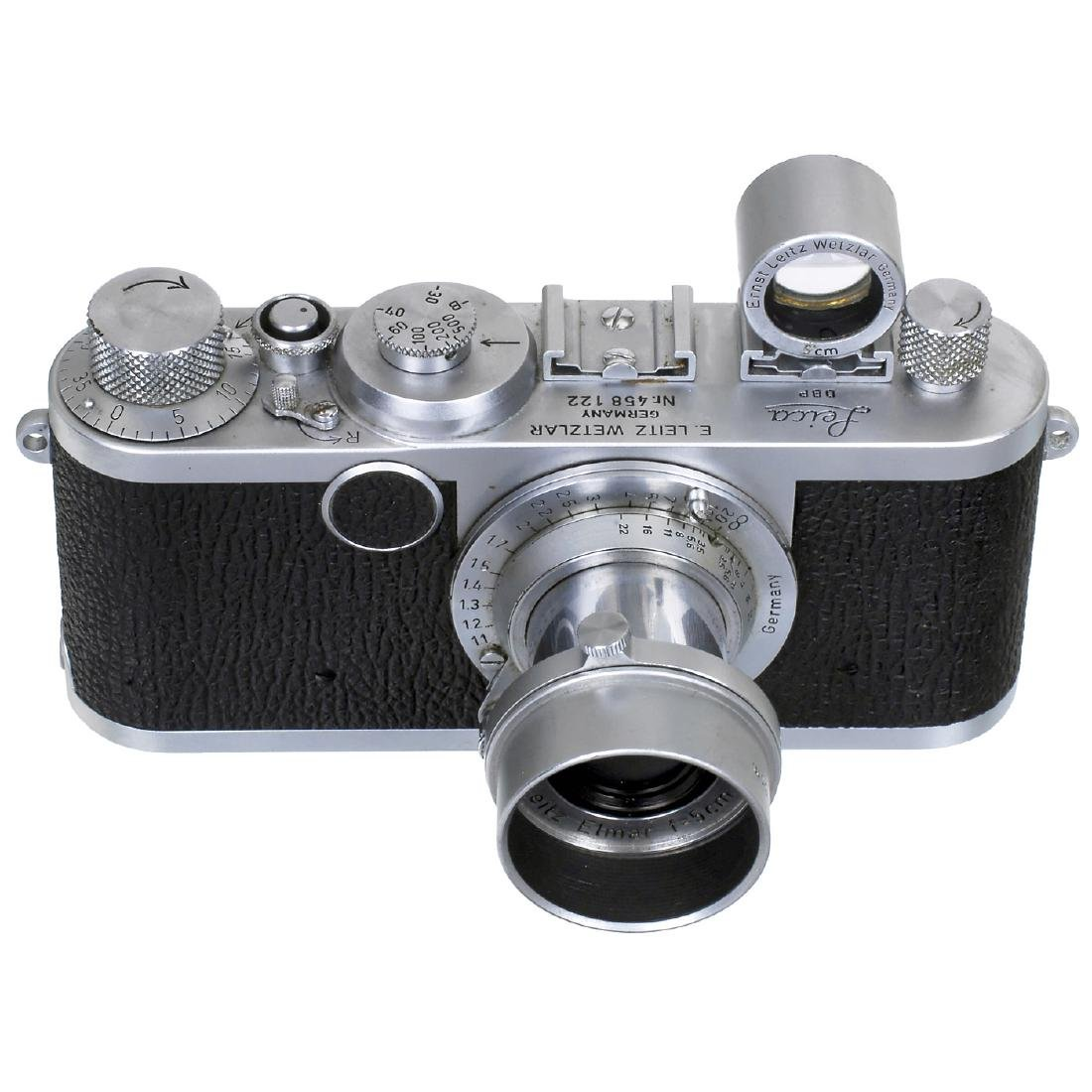 Leica Ic with 5cm Finder, 1949