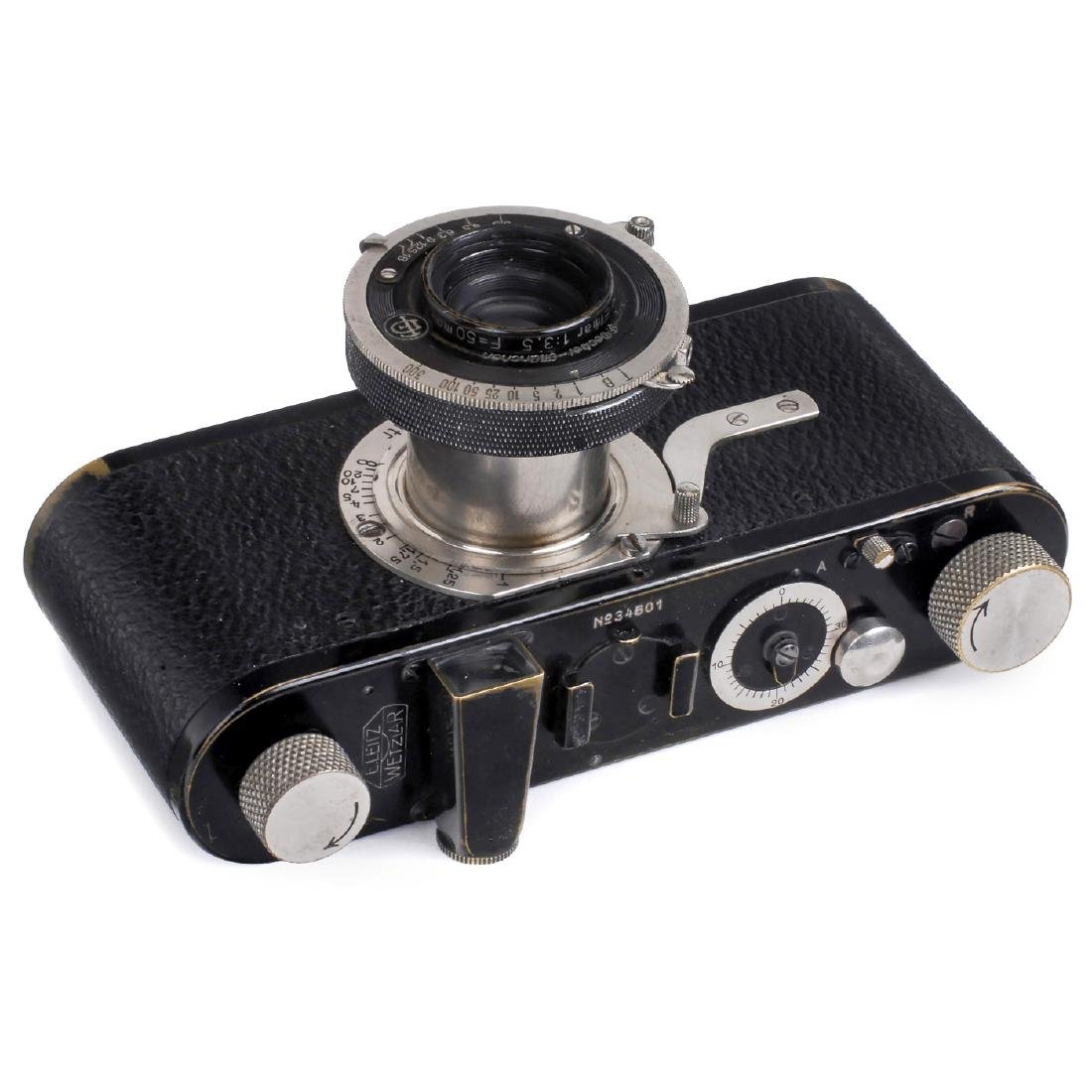 Compur Leica (Model B), 1934