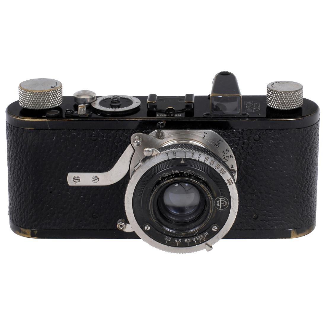 Compur Leica (Model B), 1934 - 2