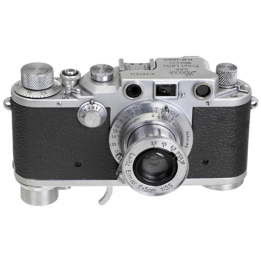 """Leica IIIc """"Luftwaffen-Eigentum"""", 1.6.1942"""