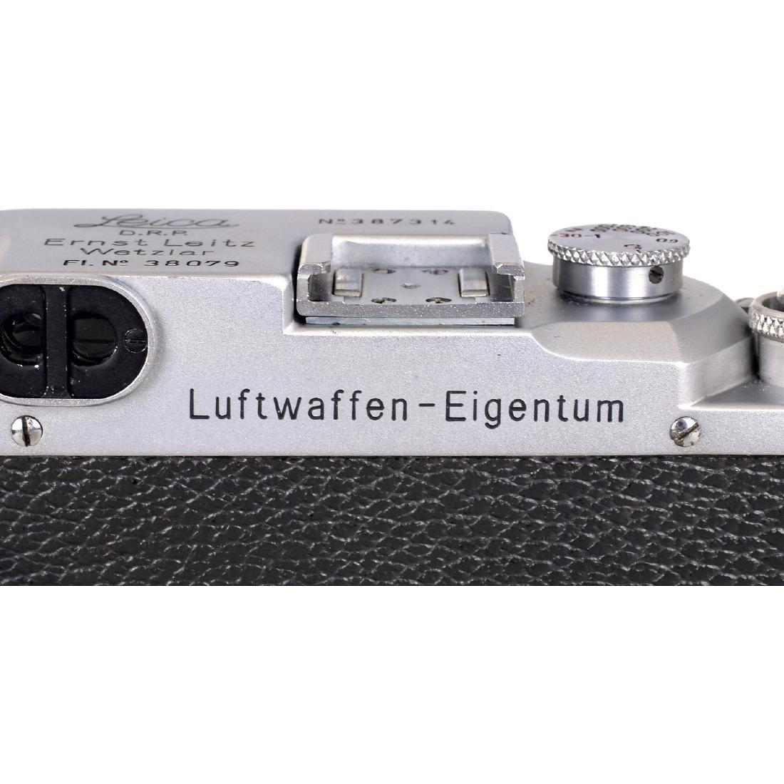 """Leica IIIc """"Luftwaffen-Eigentum"""", 1.6.1942 - 4"""