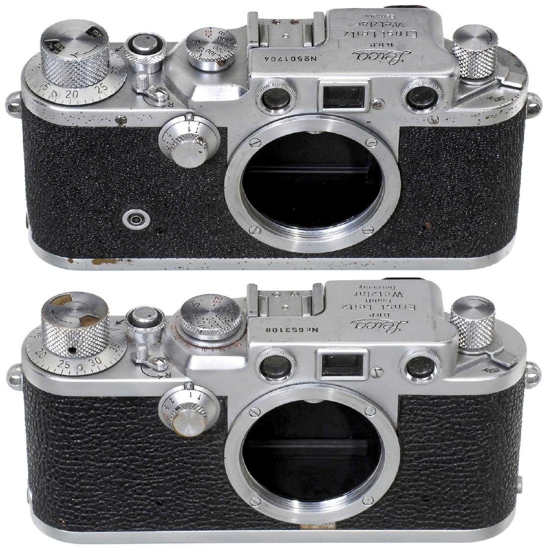 Leica IIf, Converted to IIIf, 1953