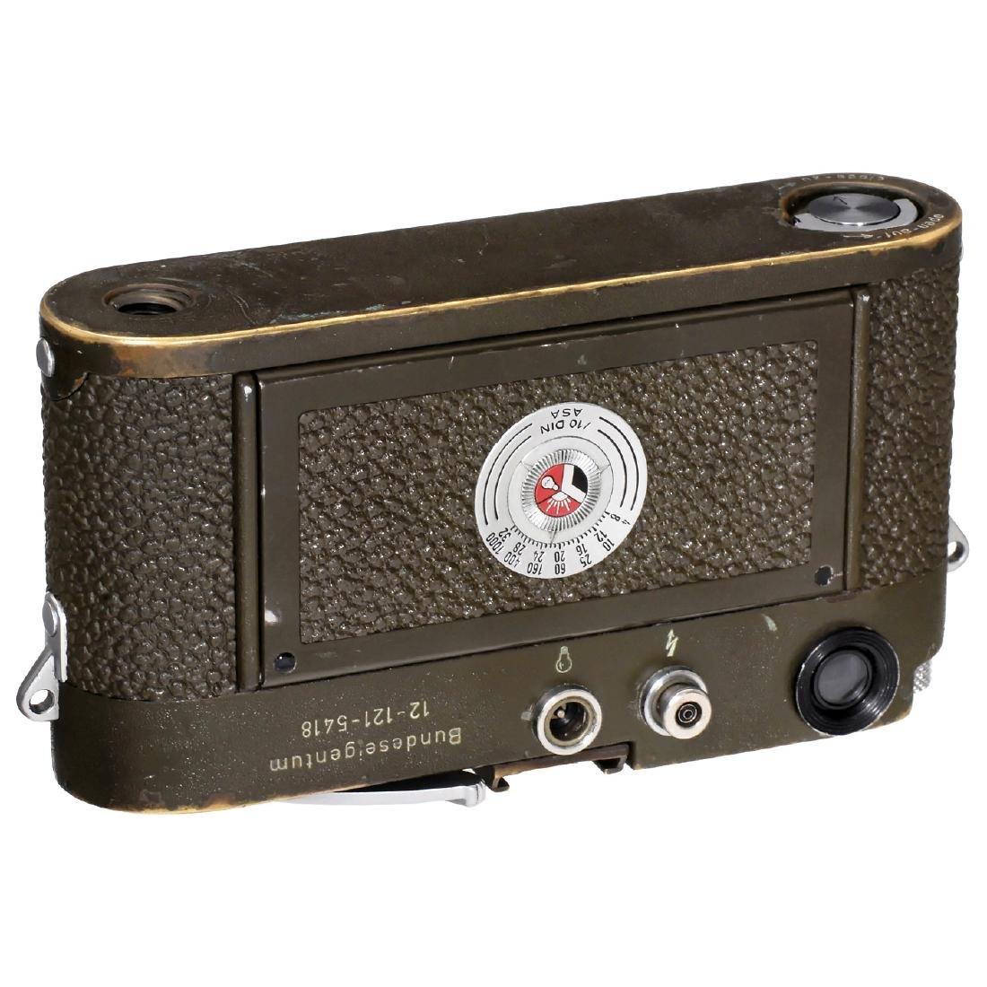 "Leica M3 Olive ""Bundeseigentum"" Set, 1957 - 3"