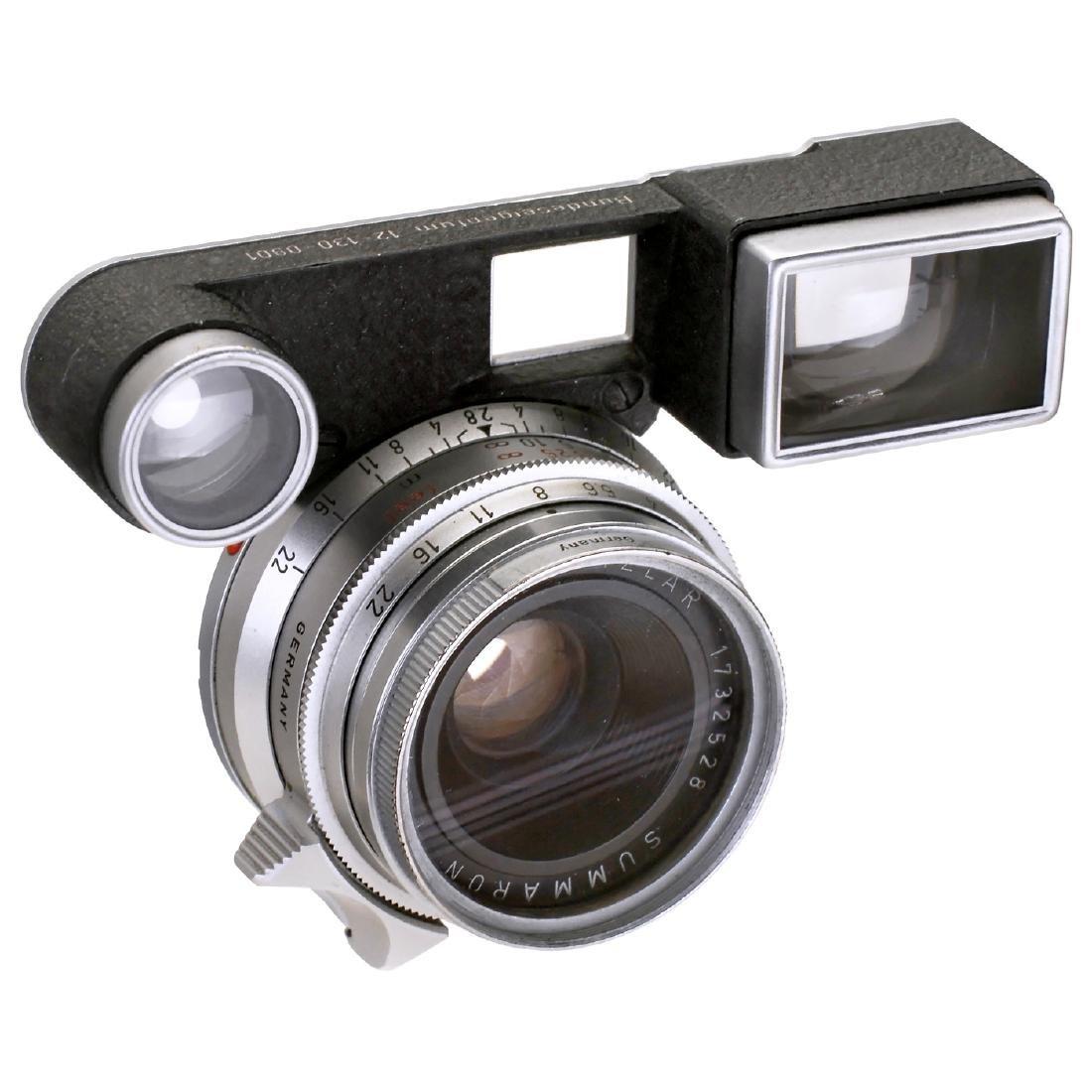 "Leica M3 Olive ""Bundeseigentum"" Set, 1957 - 5"