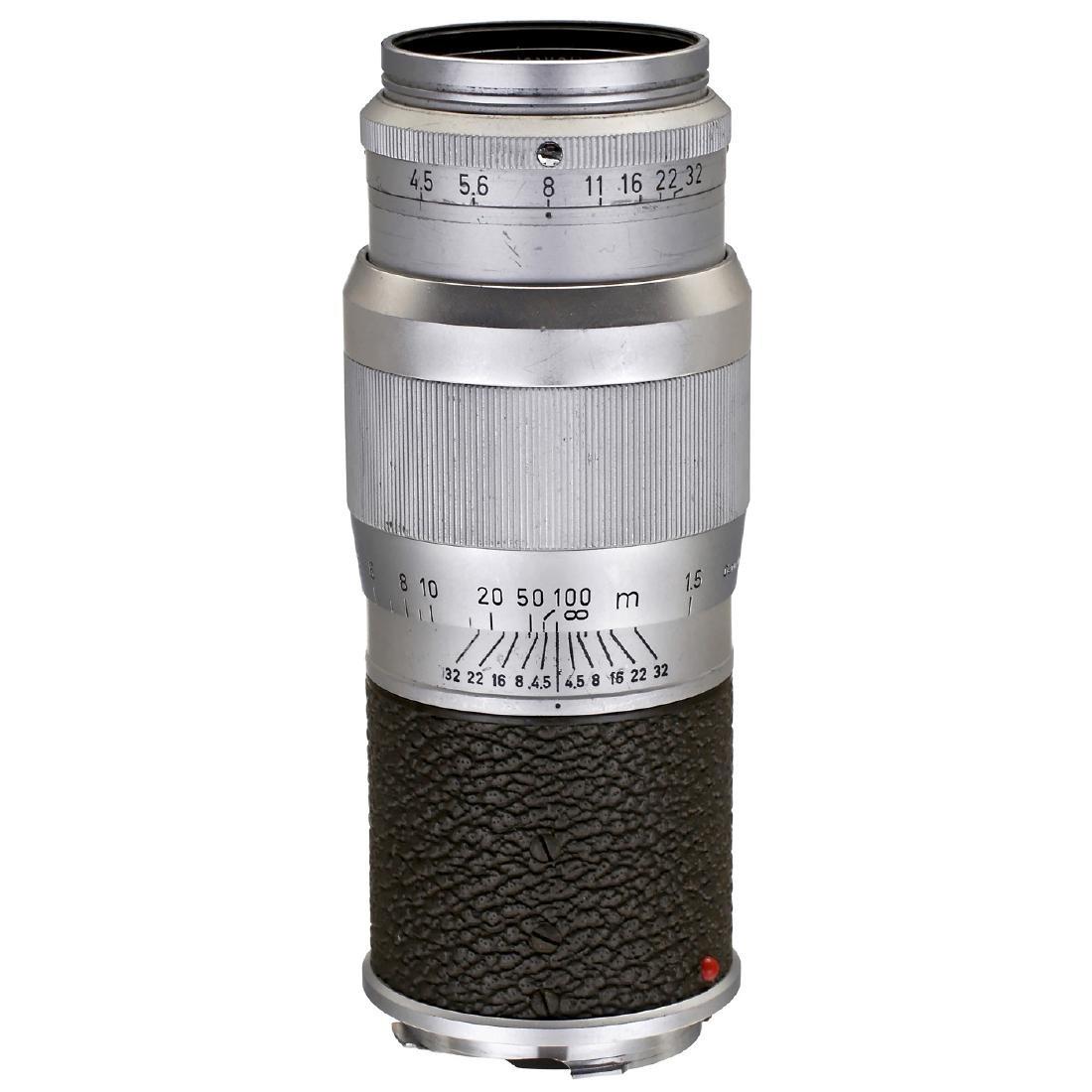 "Leica M3 Olive ""Bundeseigentum"" Set, 1957 - 6"