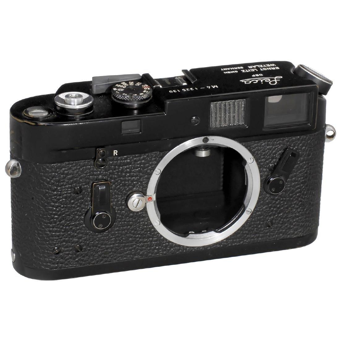 Leica M4 Body (Black Paint), 1969