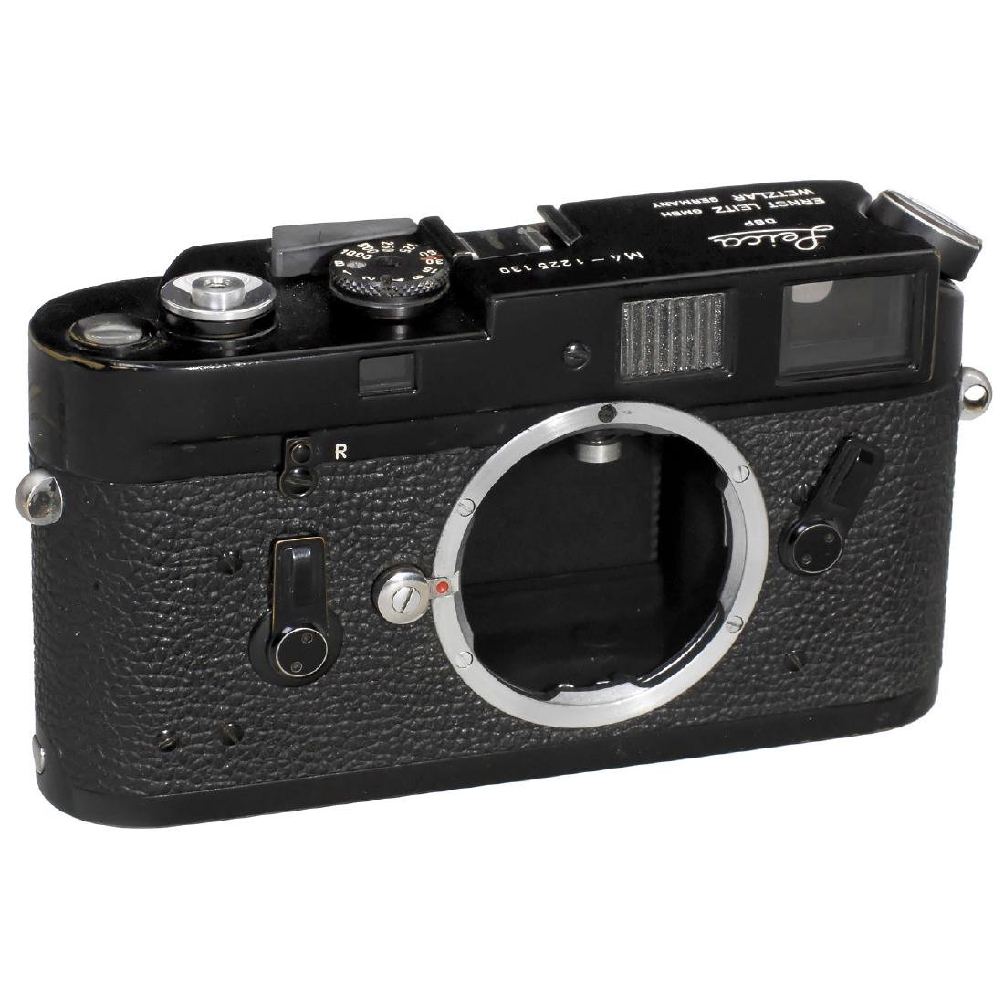 Leica M4 Body (Black Paint), 1969
