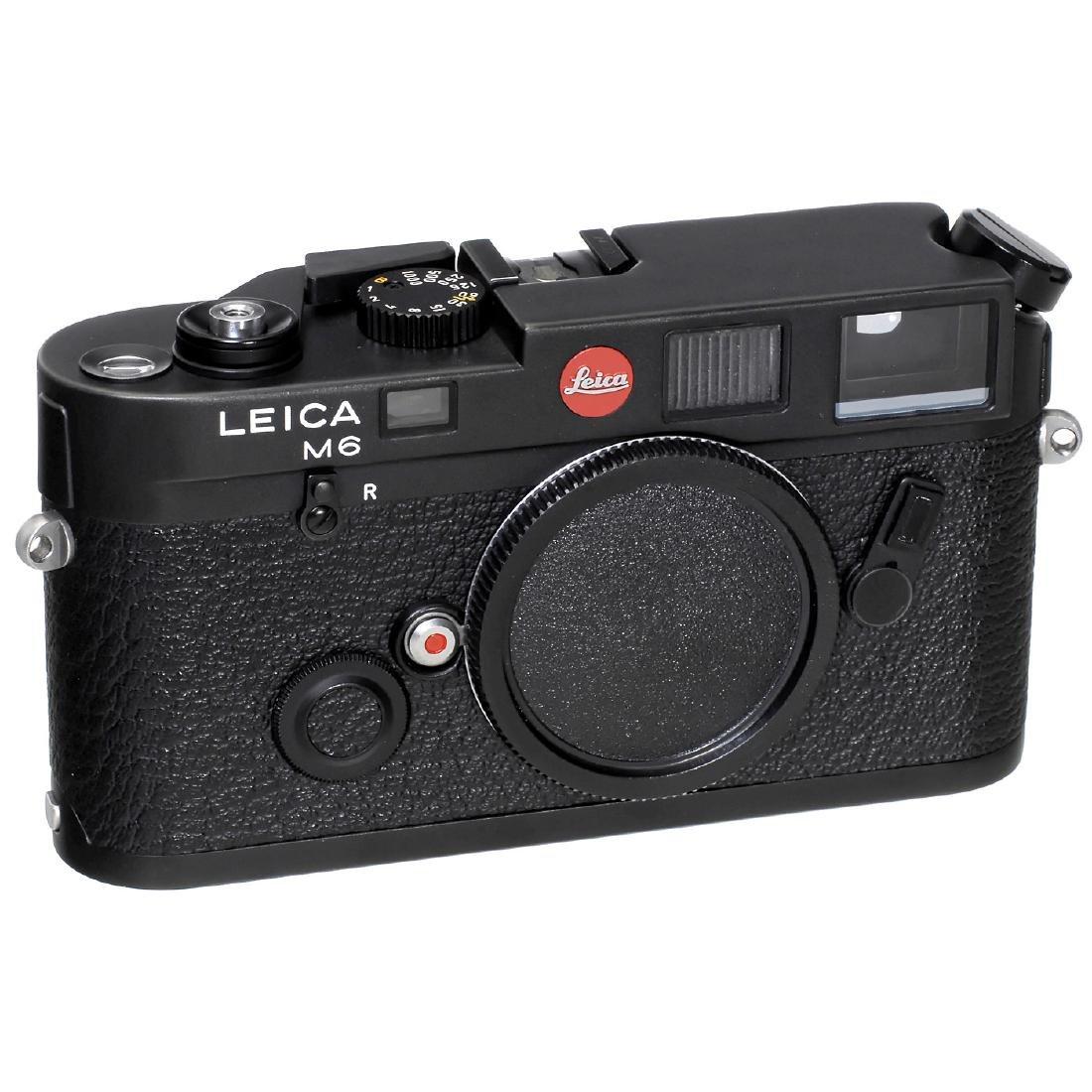 Leica M6, 1988