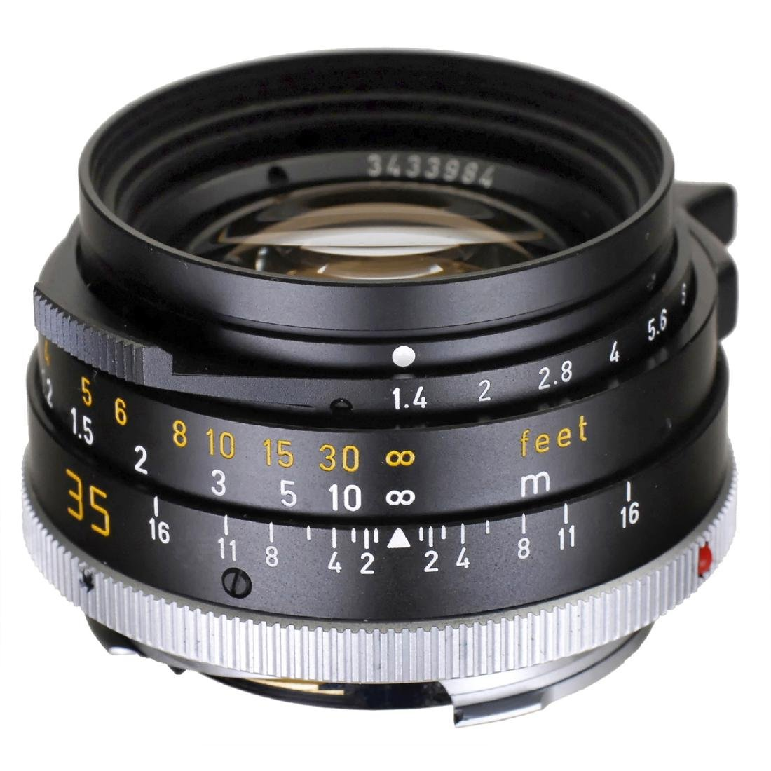 Summilux-M 1,4/35 mm (11870), 1987