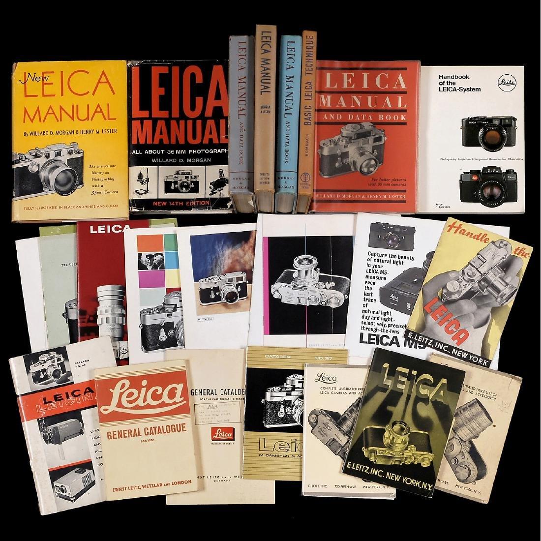 Leitz Literature