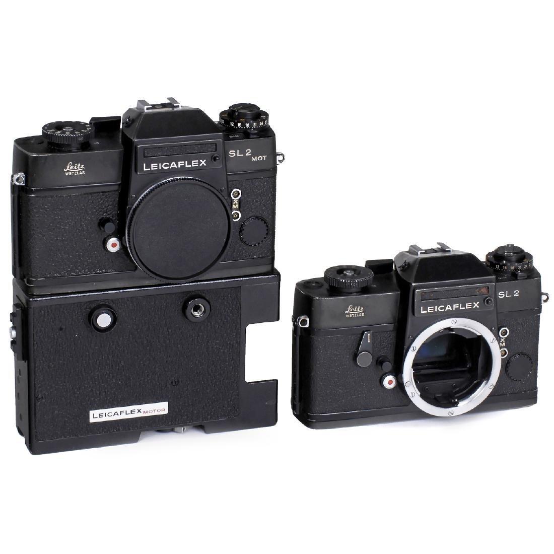 Leicaflex SL2 and SL2 Mot