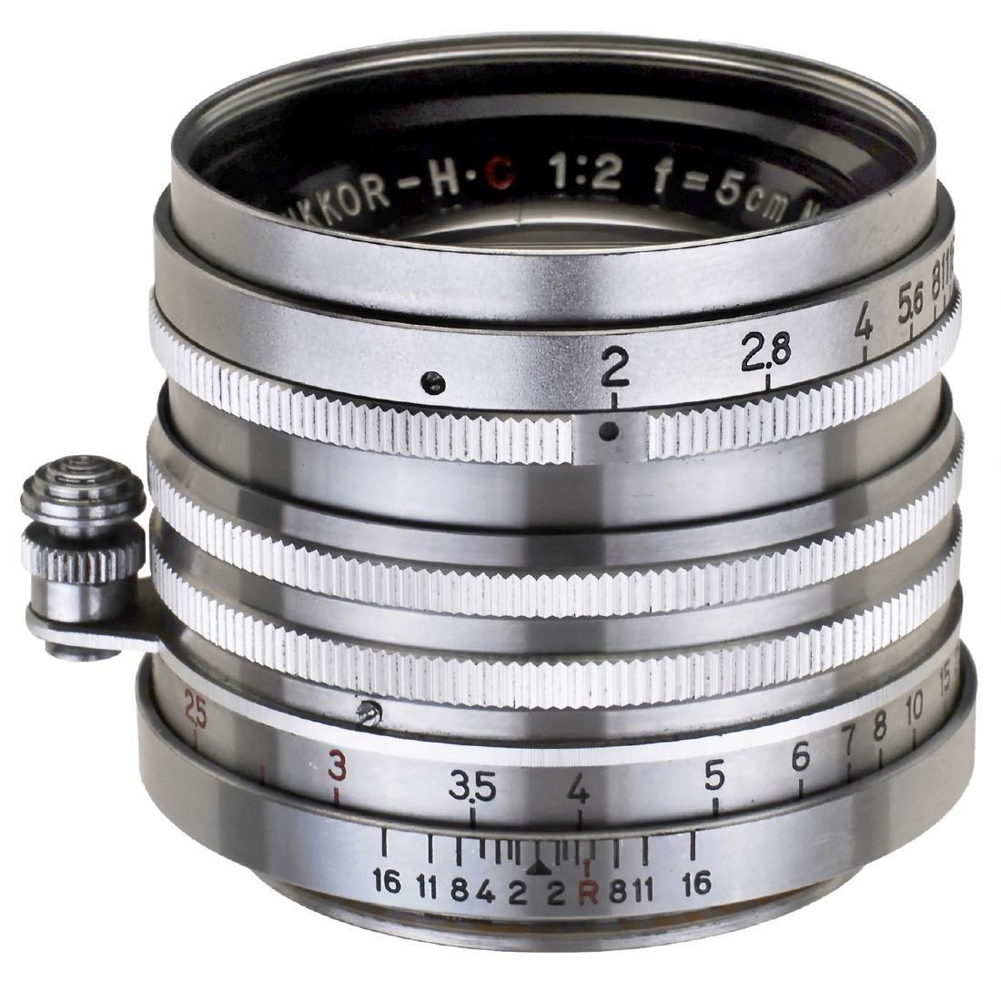 Nikkor-H.C 2/5 cm LTM