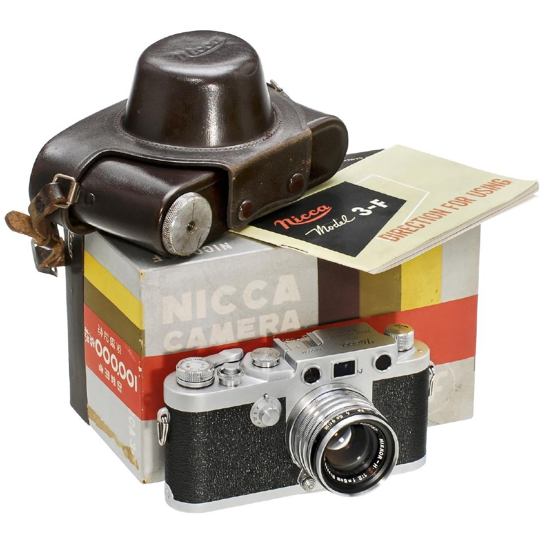 Near-Mint Nicca 3-F, 1957