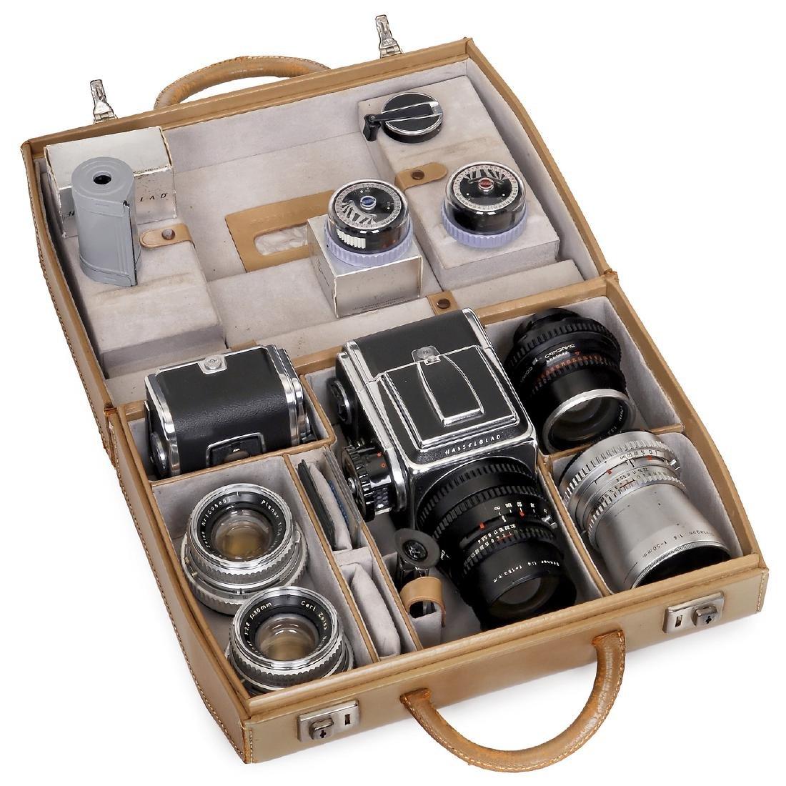 Hasselblad 500C with Lenses - 2