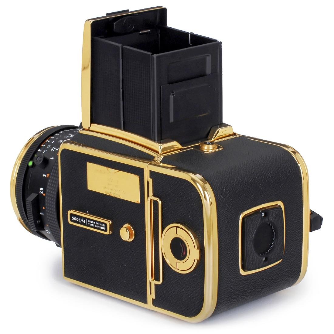 "Hasselblad 500C/M ""Gold Exclusive"", 1987 - 3"