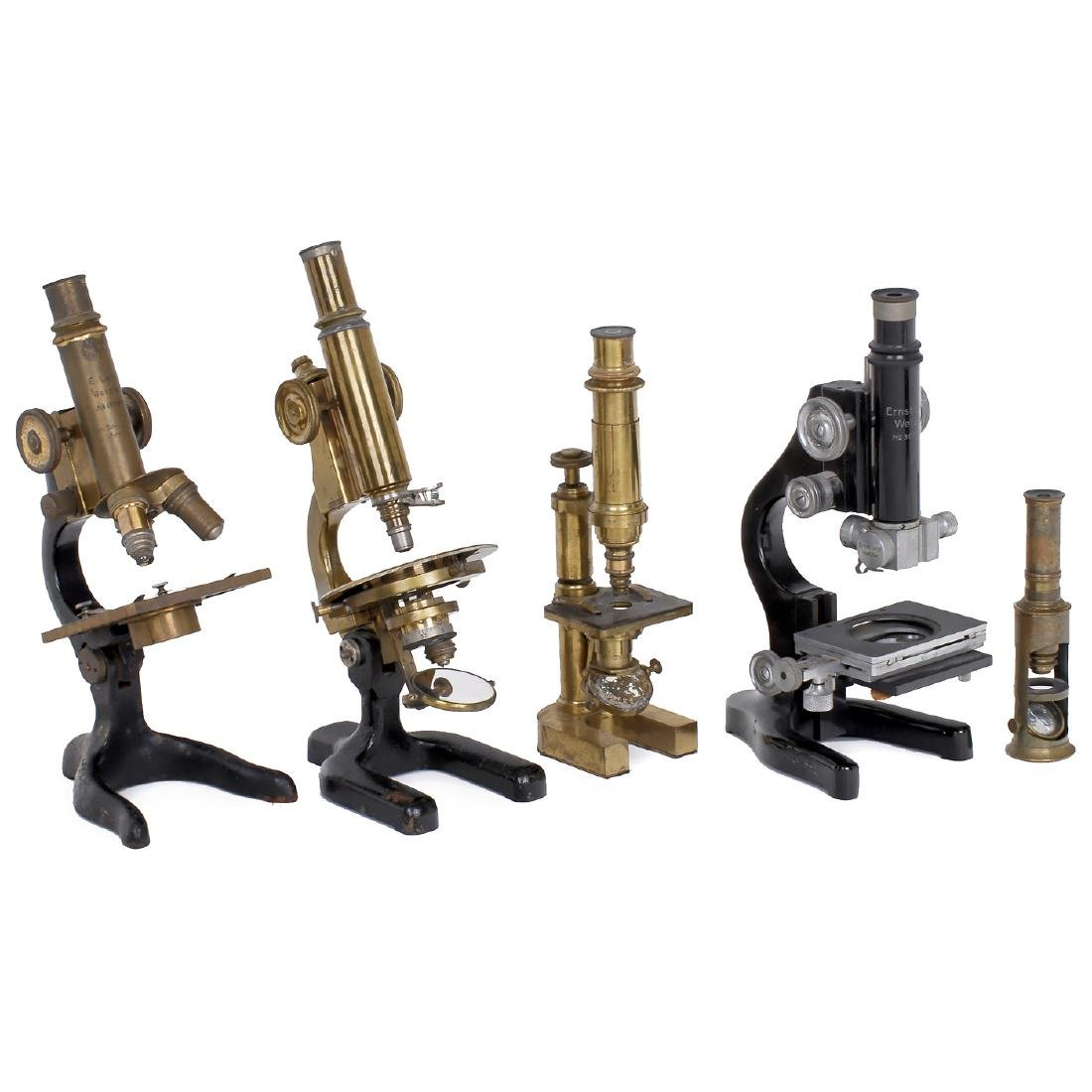 5 Microscopes
