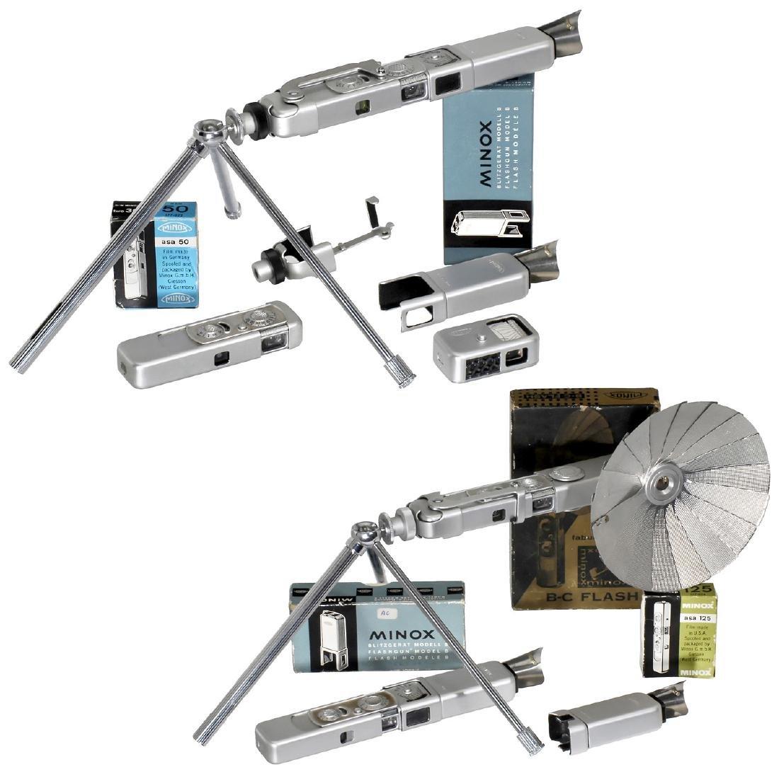 Minox Cameras and Accessories