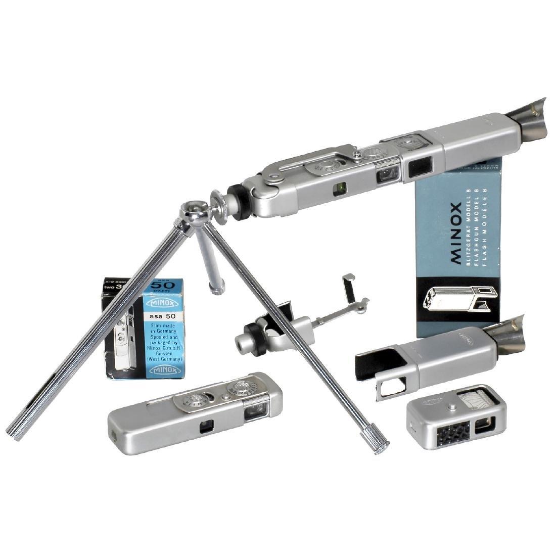 Minox Cameras and Accessories - 2