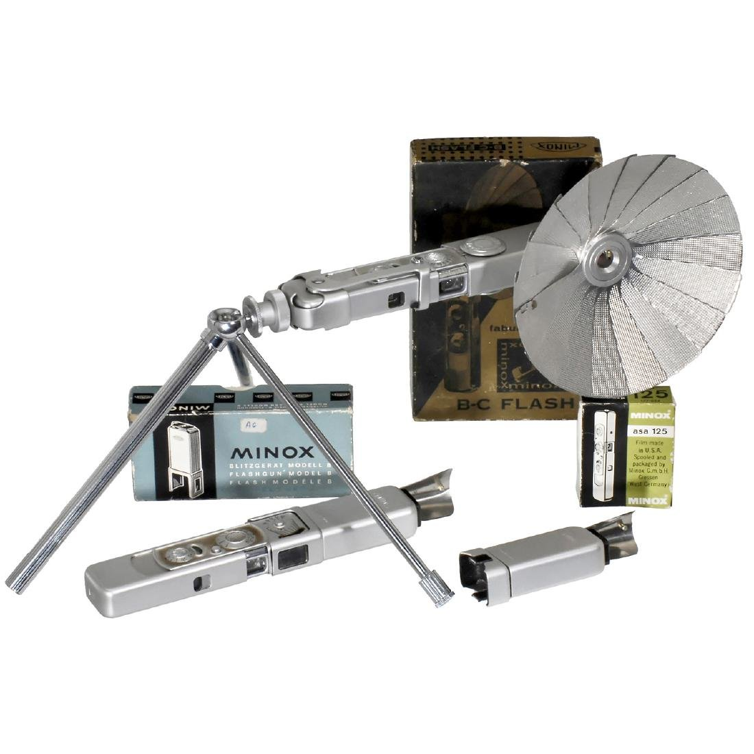 Minox Cameras and Accessories - 3