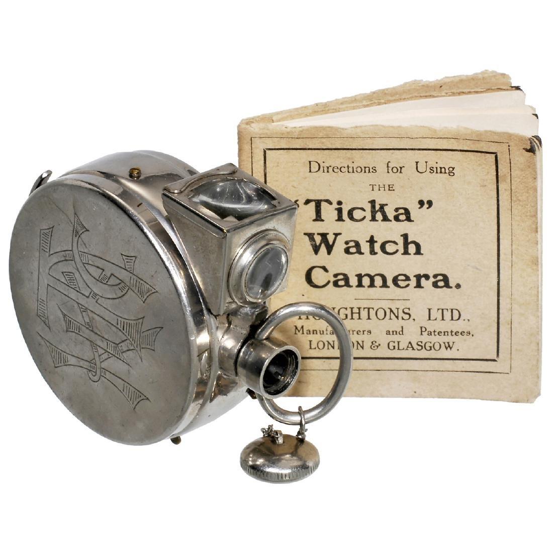 Ticka Watch Camera, 1905