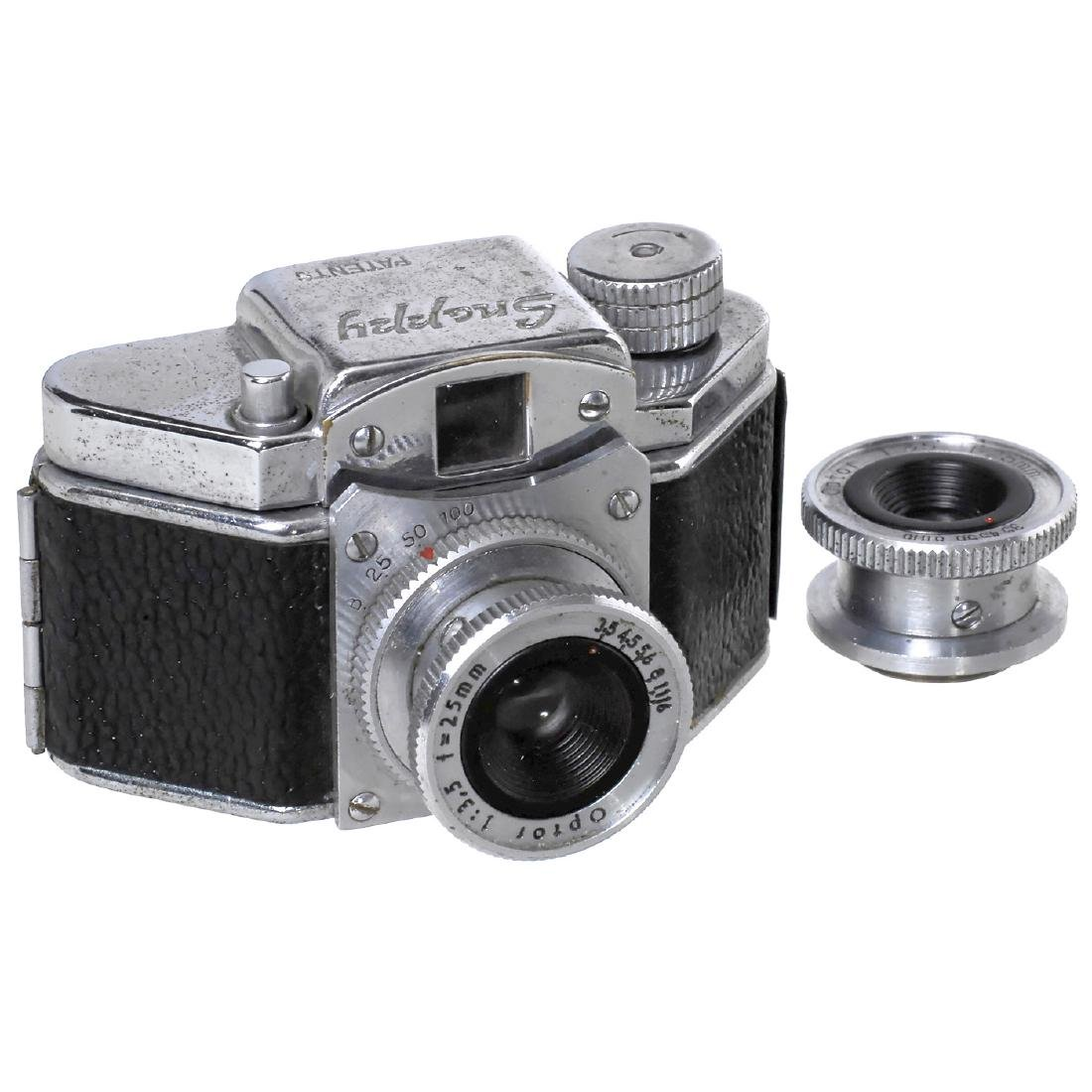 Snappy with 2 Lenses, c. 1949