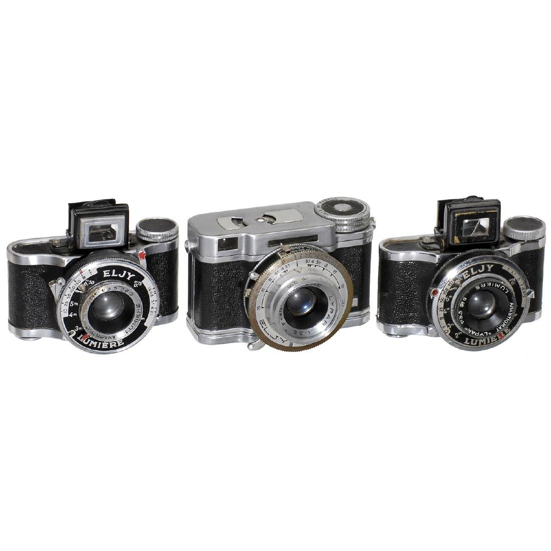 3 Eljy Cameras