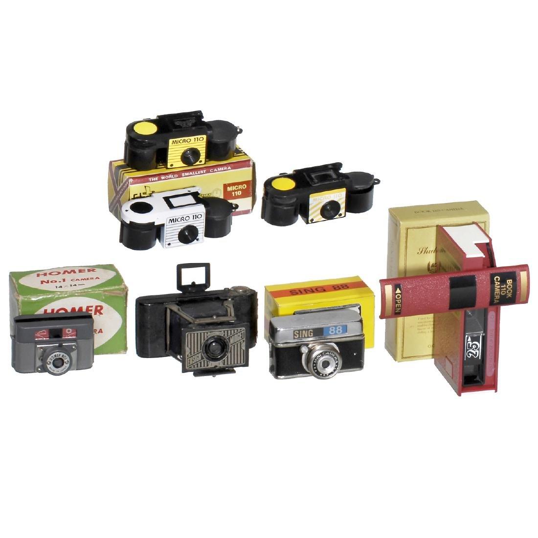 7 Subminiature Cameras