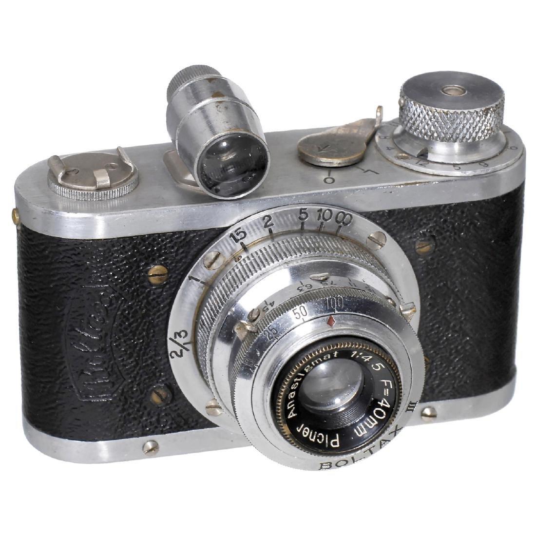 """Miagawa """"Boltax III"""", c. 1938"""