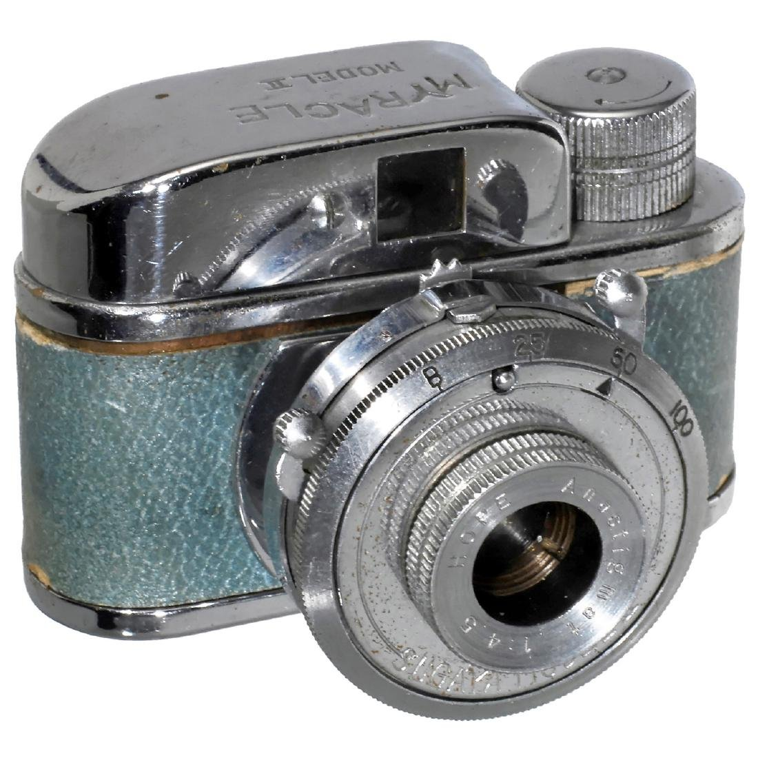 Myracle Model II (Blue), c. 1950