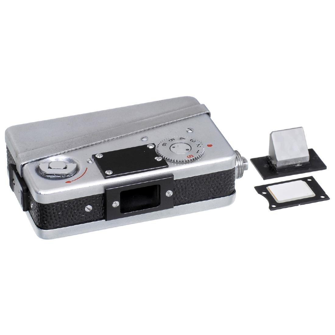 CSSR Subminiature Spy Camera, 1960-70