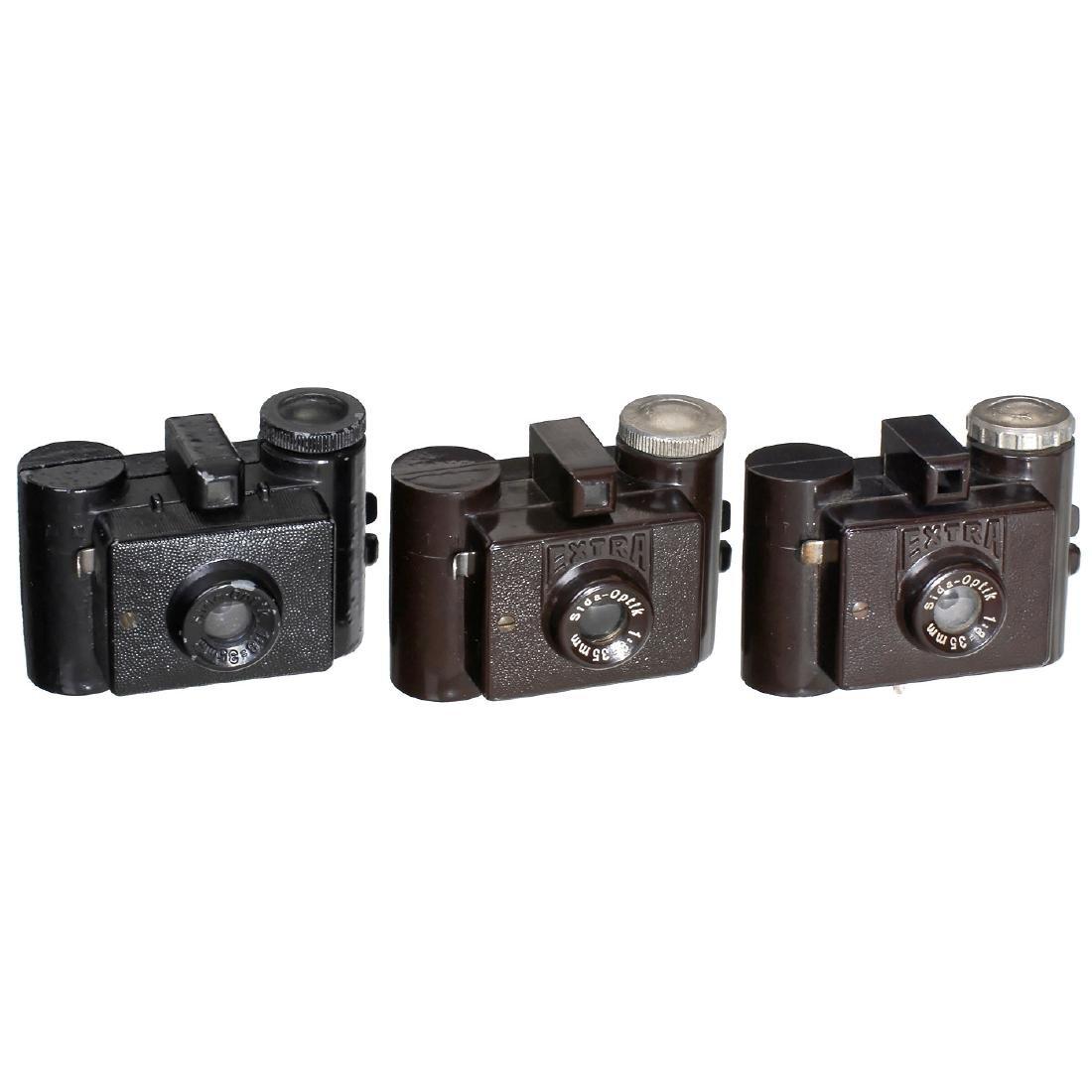 3 Sida Cameras, 1956