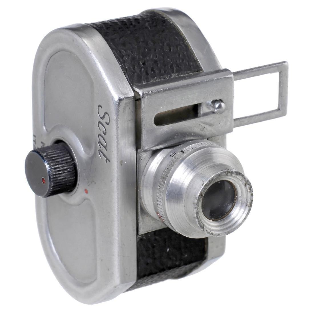 Subminiature Camera Scat, 1947