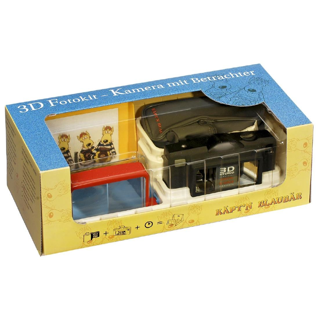 Loreo 3D Camera with Accessories, 1990