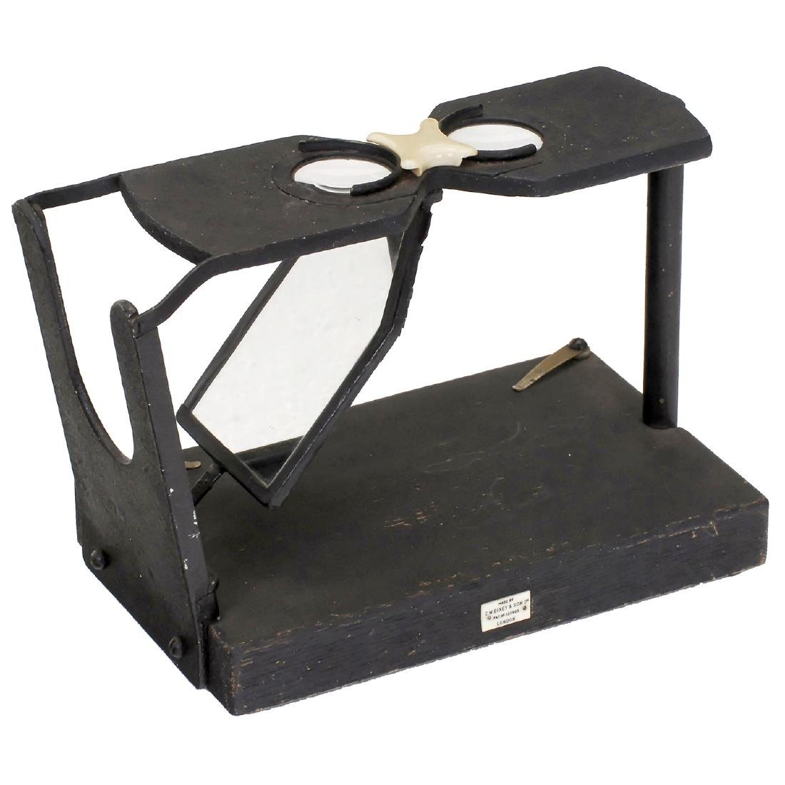 Maddox Stereoscope, c. 1920