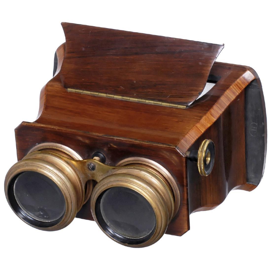 Stereo Viewer by Negretti & Zambra, c. 1880