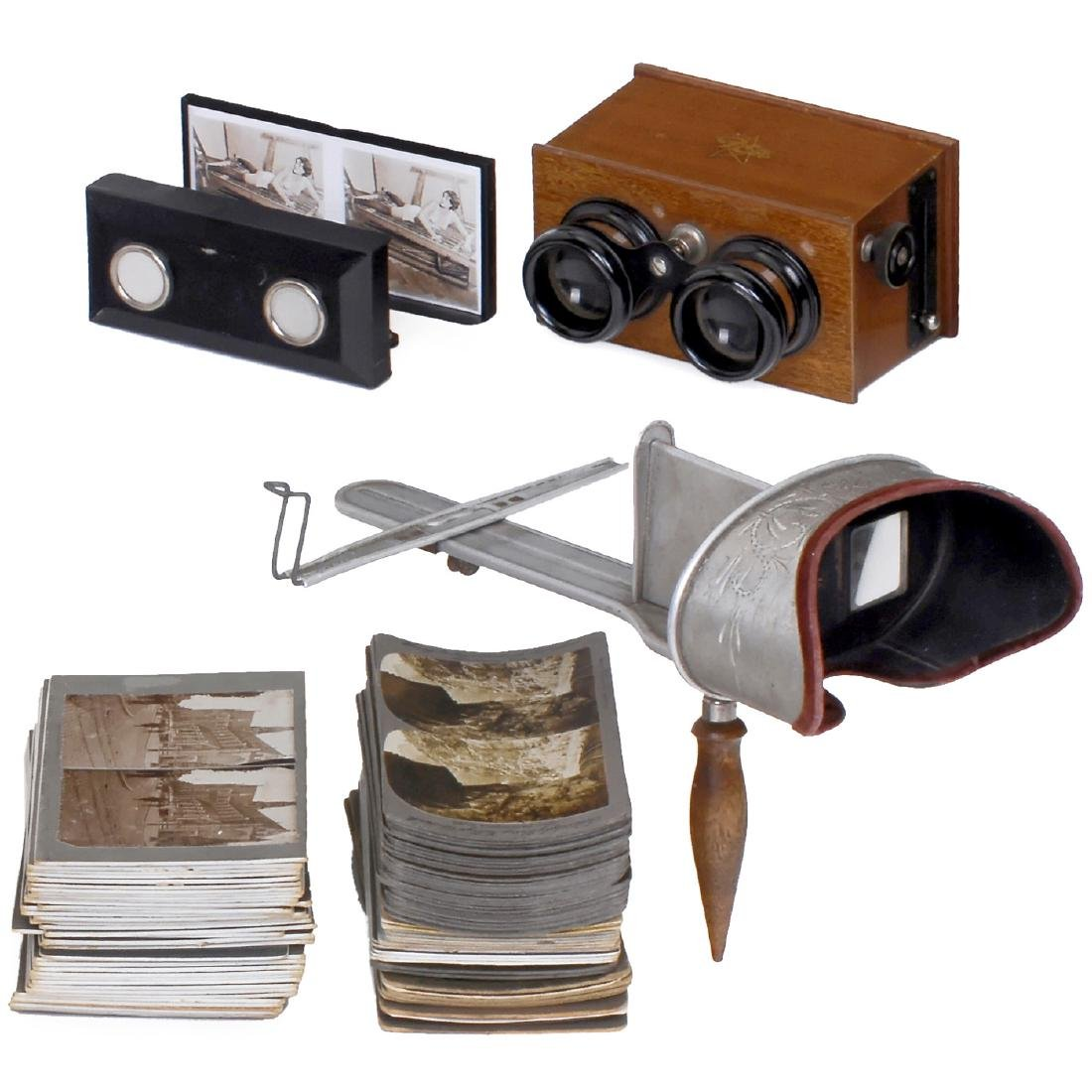 3 Stereo Viewer and Stereo Cards