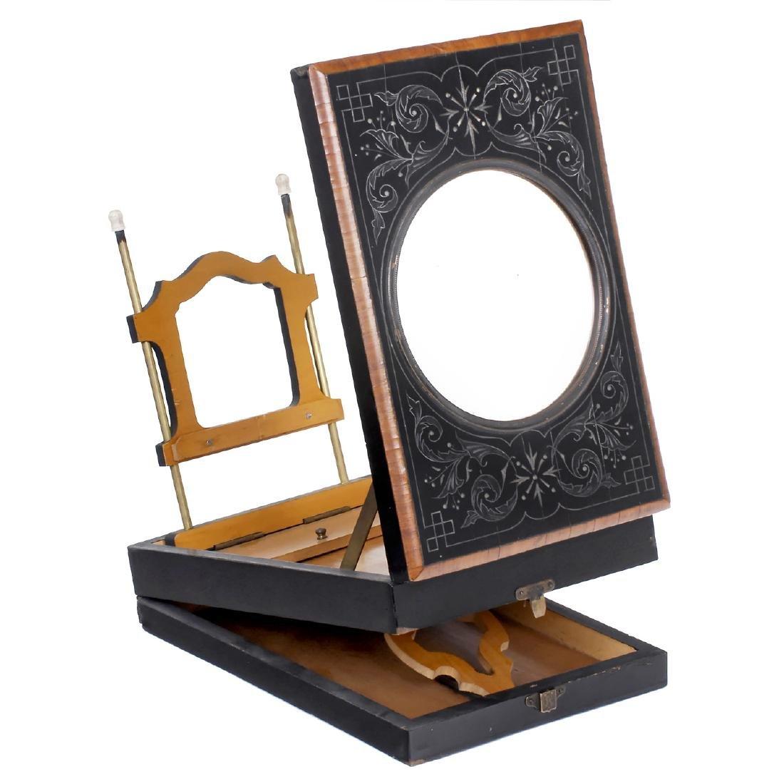 2 Graphoscopes, c. 1880 - 2