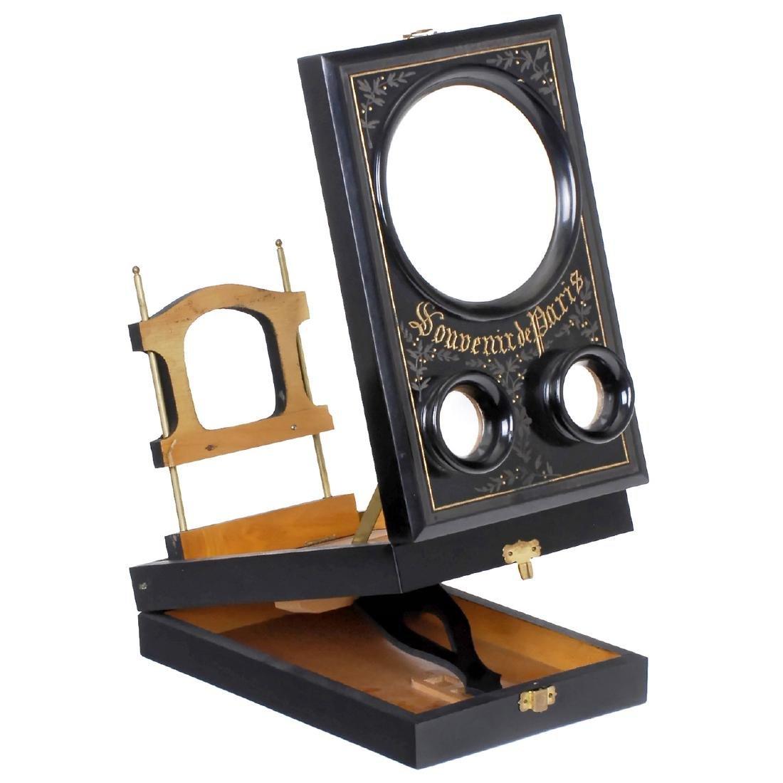 2 Graphoscopes, c. 1880 - 3