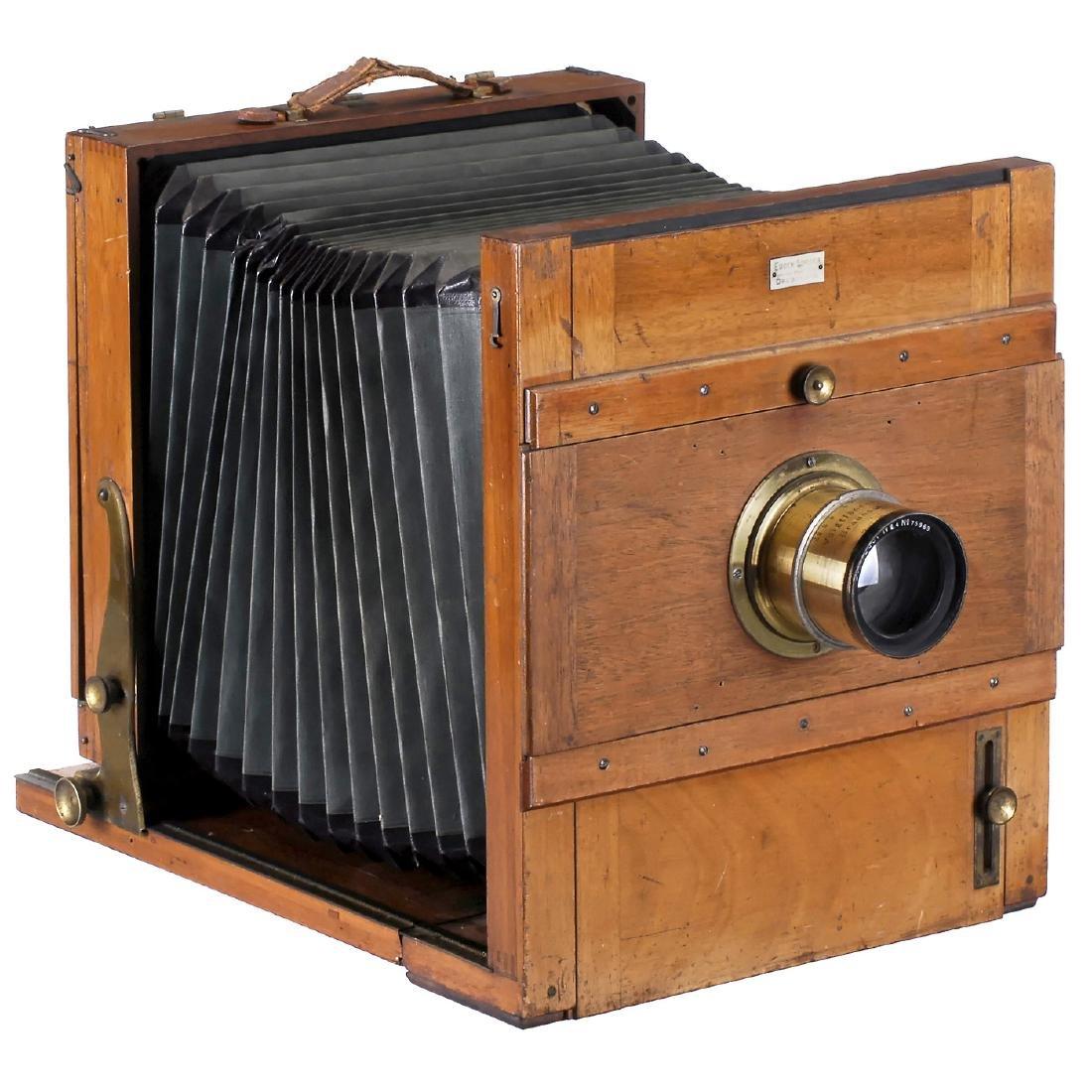 Eugen Loeber Field Camera with Voigtländer Euryscop