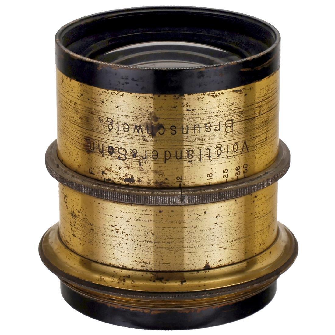 Eugen Loeber Field Camera with Voigtländer Euryscop - 2